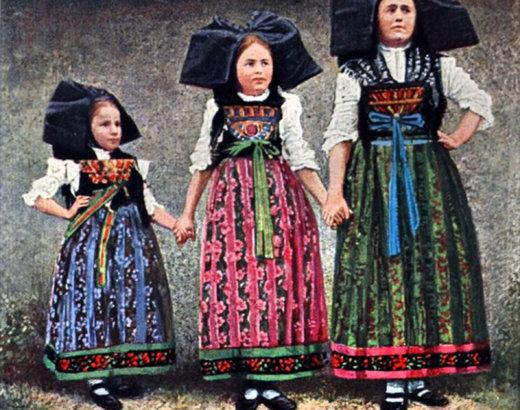Un costume européen