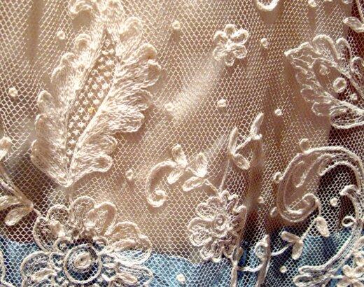 broderie de Lunéville – entre Campagne et Haute Couture